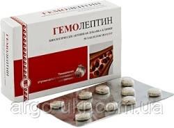 Гемолептин (Лептин для кроветворения) Арго заболевания системы крови, анемия, нарушение свертываемости крови