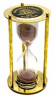 Часы Песочные Бронзовые 16.5 см