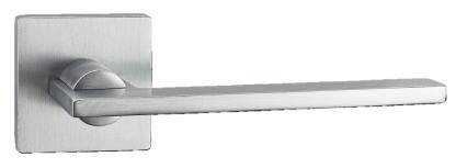 Дверные ручки MVM Z-1450 MOC - матовый старый хром