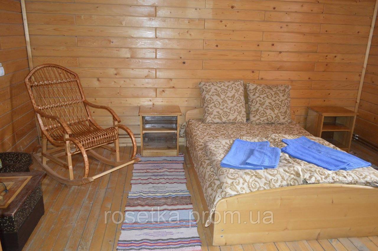 """Семейный отдых в Карпатах, улучшенный двухкомнатный номер на туристической базе """"Эдельвейс"""", пгт. Ясиня"""