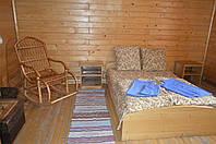 """Семейный отдых в Карпатах, улучшенный двухкомнатный номер на туристической базе """"Эдельвейс"""", пгт. Ясиня, фото 1"""