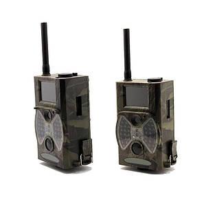 Фотоловушка ULTRA-2G. Корея. GSM охотничья камера невидимая ИК подсветка.