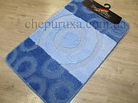 Набор ковриков в ванную и туалет Banyolin 50*80 см