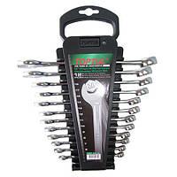 Набор ключей комбинированных на холдере 12 шт. (6-15,17,19мм)  TOPTUL GAAC1201