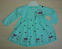 Детские платья оптом. Для девочек 1-4 года. Турция