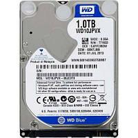 "Жесткий диск для ноутбука Жесткий диск Western Digital Blue 1TB 5400rpm 8MB WD10JPVT 2.5"""