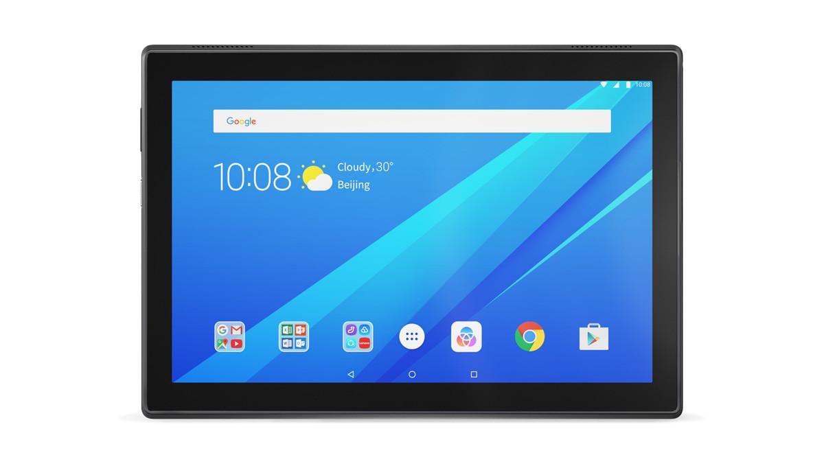 Планшет Lenovo Tab 10 Апреля LTE 16GB Slate Black (ZA2K0054UA)