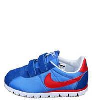 "Детские кроссовки Nike Cortez ""Blue/Red"""