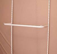 Дуга торговая овальная белая, 100 см., фото 1