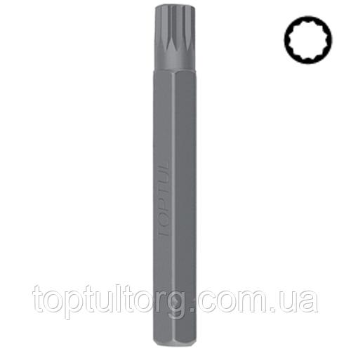Насадка 10мм L-75мм Spline M5 TOPTUL FSFB1205