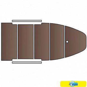 Жесткий пол Kolibri КМ300D-КМ450DSL (24.001.0.22)