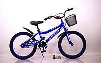 """Велосипед INTENSE 20"""" N-200 Синий, фото 1"""