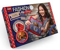 Набор для творчества DankoToys DT FBG-01-04 Сумка вышитая гладью Fashion Bag