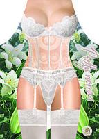 Фартук Bonita Белое бельё женский