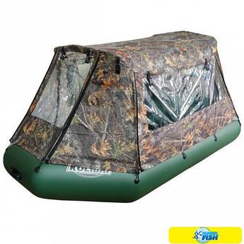 Тент - палатка для лодок Kolibri К 280T камуфляж (33.224.0.47) Колибри