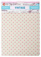 Декупажная карта-бумага 40*60см Santi 2л. Vintage 952481