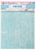 Декупажная карта-бумага 40*60см Santi 2л. Vintage 952479