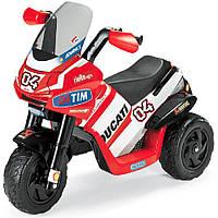 Детский электромобиль Ducati Desmosedici Peg-Perego  (ED 0919)