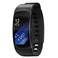 Фитнес браслет Samsung SM-R360 (Gear Fit2) Dark Grey (SM-R3600DAASEK)