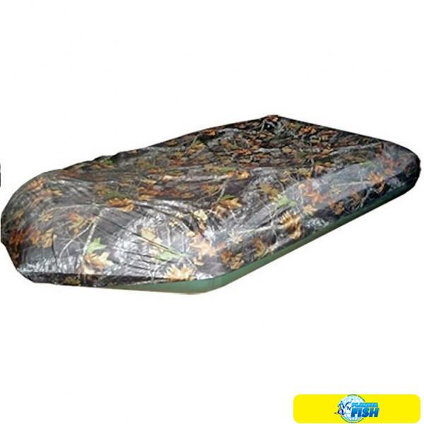 Тент перевозочный Kolibri KM330 - КМ330D камуфляж (33.016.47) темно-серый