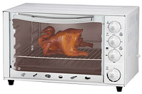 Электрическая духовка с конвекцией VIMAR VEO-3725 объем 37 литров гриль подсветка