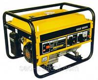 Аренда - прокат бензинового генератора мощностью 5.5 кВт 380 вольт