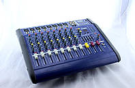 Аудио микшер Mixer BT 8300D 8ch.  2