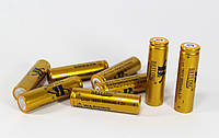 Батарейка BATTERY 18650 GOLD  золотой   600