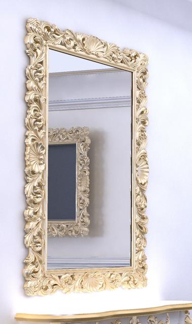 Зеркала в резной раме