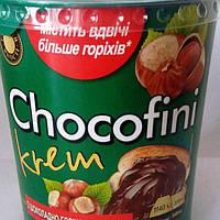 Шоколадно-ореховая паста Chocofini 400 гр.