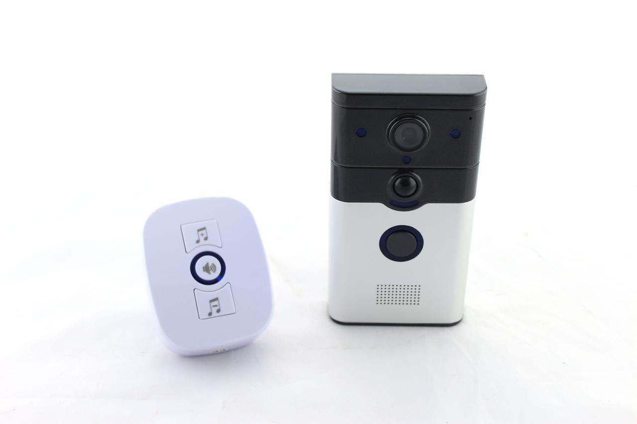 Домофон SMART DOORBELL wifi CAD 720P  20