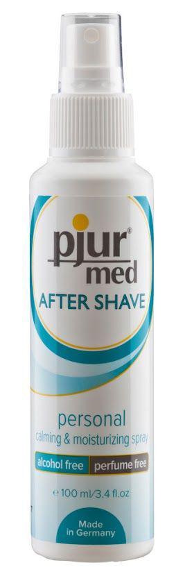 Увлажняющий спрей после бритья pjur med After Shave 100 мл