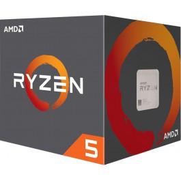 Процессор Ryzen 1600 3.2 GHz Box 65W (YD1600BBAEBOX)