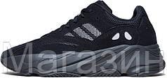 Мужские кроссовки Adidas Yeezy Boost 700 Wave Runner Black Адидас Изи Буст 700 черные