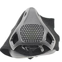 Phantom Training Mask Carrying Case Тренировочная маска (черная, серебро), фото 1