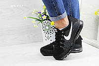 Кроссовки женские Nike Air Max 2017 черно-белые