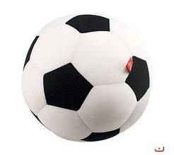 """Антистресова іграшка м`яконабивна """"SOFT TOYS 09 """"Футбольний м`яч"""" білий, DT-ST-01-09"""
