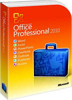 Купить Microsoft Office Professional 2010 32/64Bit Russian DVD   269-14689