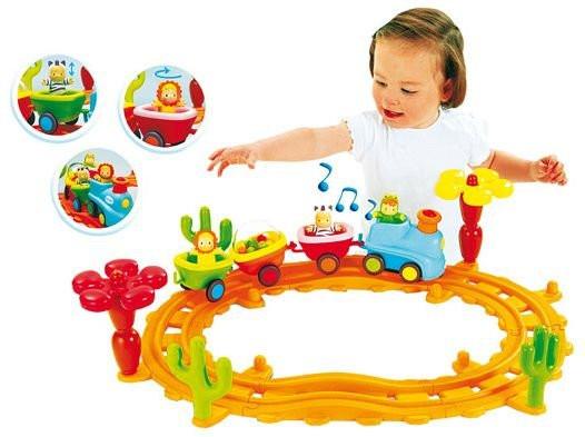 Музыкальная железная дорога Catoons