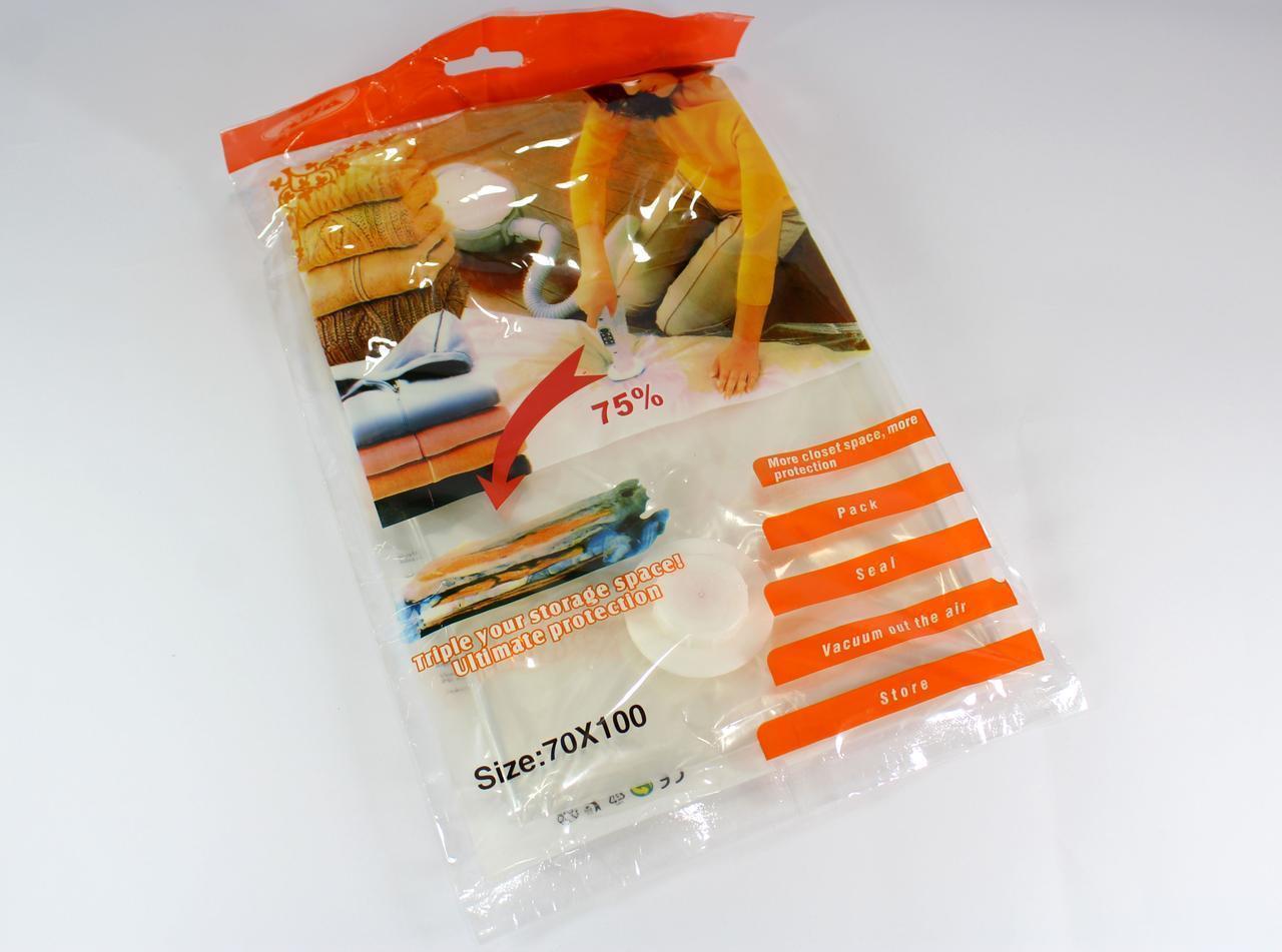 Пакет VACUM BAG 80*120  продается по 12 штук   144