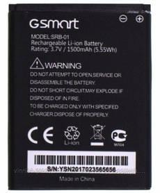 Аккумуляторная батарея (АКБ) Gigabyte GSmart Rio R1 SRB-01 1500mAh
