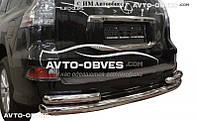 Защита заднего бампера Lexus GX460