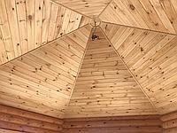 Вагонка, имитация бруса сосна для потолков и стен