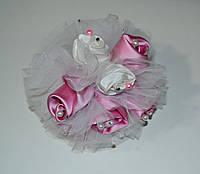Букеты для крыжмо розовые