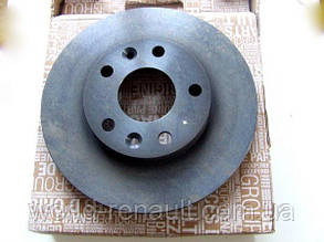 Комплект передних тормозных дисков на Рено Дастер, Дачиа Дастер D=269мм/ Renault ORIGINAL 402066300R