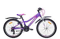 Горный подростковый велосипед 24 Aist Rosy Junior 2.0 (Минск,Беларусь) 2018 оригинал, фото 1