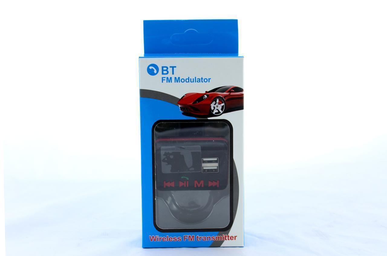 Трансмитер FM MOD. S6+BT  200