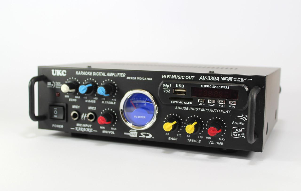 Усилитель AMP 339 BT  10