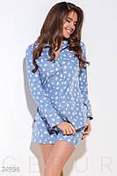 Домашний женский костюм-пижама  S M L XL