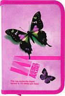 Пенал 1 отделение с 1 отворотом Kite мод 621-1 Animal Planet AP16-621-1